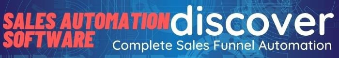 discover sales funnel automation